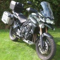 Triumph Explorer 1200