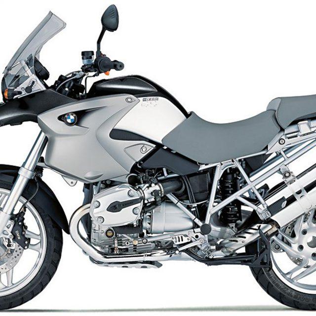 Les Tasker – BMW R1200GS